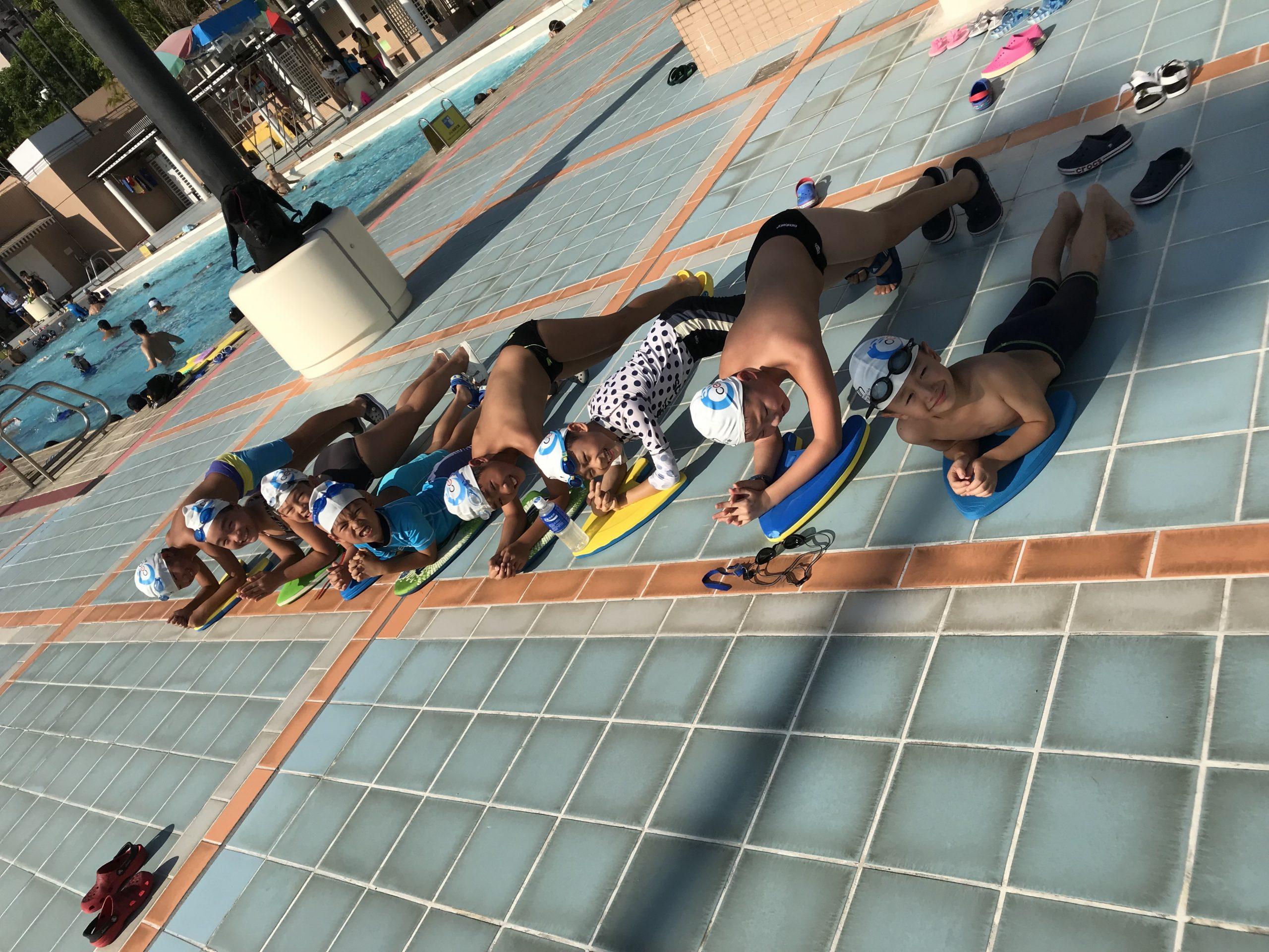 游泳班泳隊訓練班