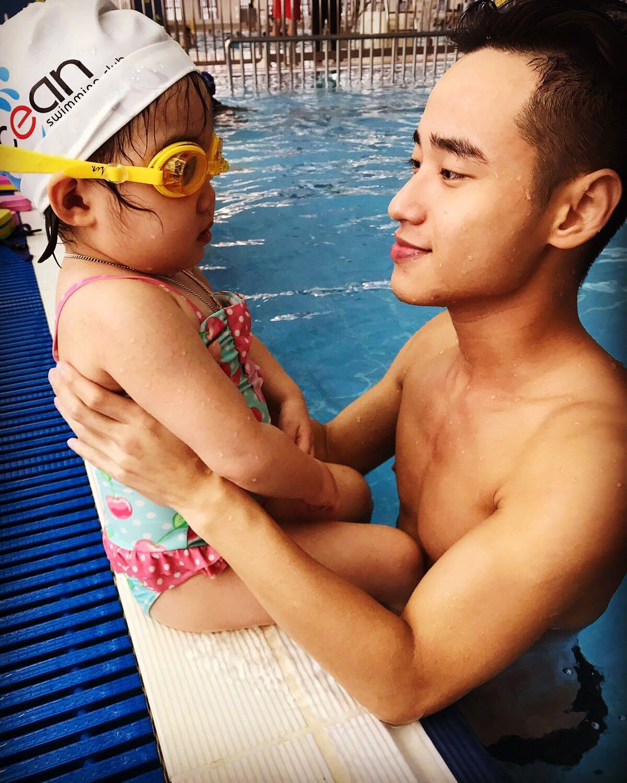 游泳班教練 兒童游泳班