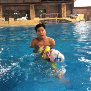 1對1私人游泳班課程