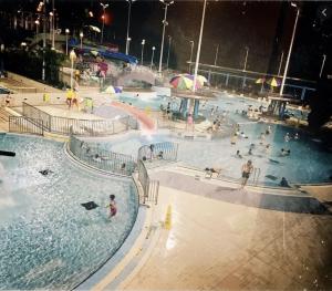 兒童游泳池(城門谷游泳池)傲洋游泳池