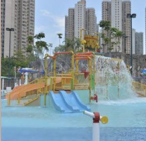兒童游泳班(大埔游泳池)傲洋游泳會
