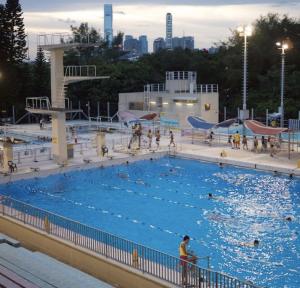 兒童游泳班(維多利亞游泳池)傲洋游泳會
