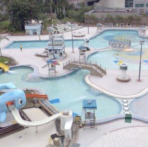 兒童游泳班(顯田游泳池)傲洋游泳會