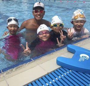兒童游泳班-建構教學法