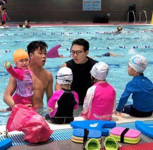 兒童游泳班-蒙特梭利教學法 (2)