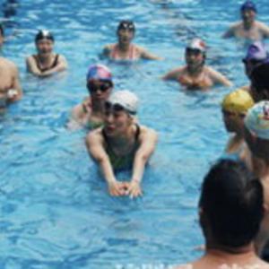 成人游泳班課程【七步成蛙】傲洋游泳會
