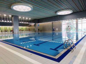 藍田游泳池 傲洋游泳會 兒童游泳班